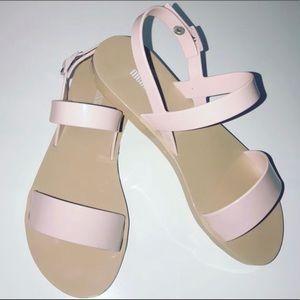 Women's Melissa Slingback Sandals Nude/Blush Pink